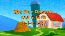 Karaoke Rhymes - Old Macdonald