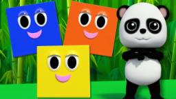 Baby Bao Panda | The Colors Song | Learn Colors | Kids Songs | Baby Rhymes