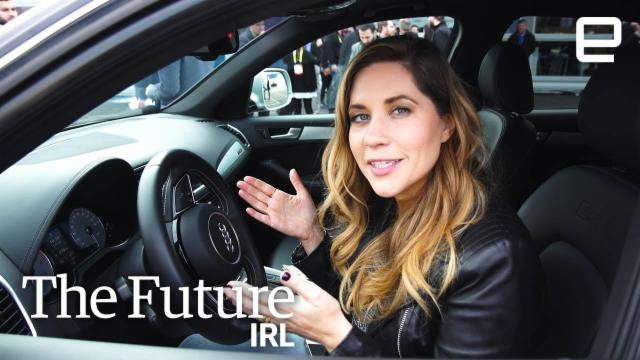 The Future IRL: Autonomous Driving