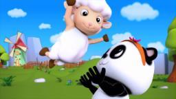 Baby Bao Panda | Mary Had A Little Lamb | Nursery Rhymes | Kids Songs | Baby Rhymes