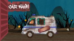Umi Uzi | Scary ambulance | Car wash Video for kids