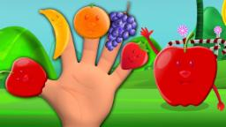 Fruits Finger Family | Fruits Songs | Nursery Rhymes | Kids Songs | Toddler Rhymes