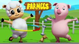 Good Morning Song | Nursery Rhymes Farmees | Kids Songs | Baby Rhymes | Children Videos