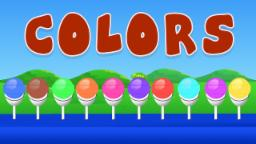 lollipop song | learn colors | color song for kids