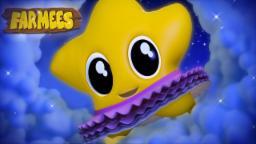 Twinkle Twinkle Little Star | Nursery Rhymes Farmees | Kids Songs | Baby Rhymes | Childrens Videos