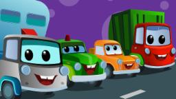 Zeek And Friends | We Are The Trucks | Cars Cartoons | Video For Kids