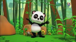 Bao Pa Hokey Pokey | Rimas Para Niños | niños Canciones | 3d Nursery Rhymes | Bao Panda Hokey Pokey