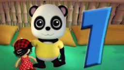 Diez en la cama | rimas infantiles | 3D Song For Kids | Nursery Rhyme | Ten In The Bed