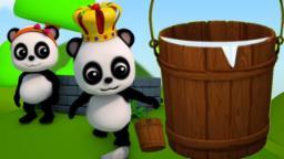 Baby Bao panda | Jack & Jill | Rimas para crianças | Canções para crianças | Nursery Rhyme For Kids