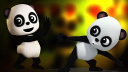 Se Você Está Feliz | 3D da rima de berçário Coleção | Música para crianças |  If You Are Happy