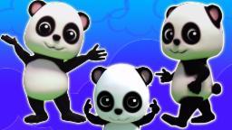 Hokey Pokey | Desenhos animados para crianças | vídeo educativo | populares rima infantil