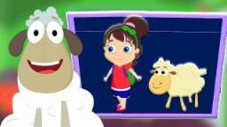 Mary Tenía un pequeño cordero | Rima del Bebé | Mary Had A Little Lamb | Nursery Rhyme | Kids Song