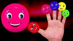 Colores Dedo Familia | Colores Canción | Colección de rimas infantiles | Colors Finger Family Song
