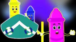 Rema Rema Rema Tu Bote | Canciones Infantiles | Video para niños | Crayon Row Row Row Your Boat