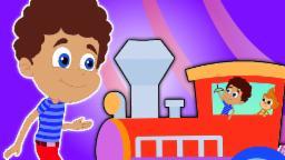Rig A Jig Jig | Cartoon para los niños | Canciones para niños | compilación | vivero canciones