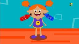 Cabeça ombros joelhos | Rimas para crianças | Canções do bebê | Head Shoulders Knees | Kids Songs