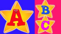 ABC Canção | Desenhos animados para crianças | Popular miúdos Canção | ABC Song | Kids Alphabet Song