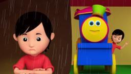 Lluvia Lluvia Ir Lejos | bob Tren | vivero rima | Preschool Poem | Bob Train | Rain Rain Go Away