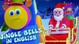 Bob el tren | Cascabeles | Canción de Navidad para niños | Bob The Train | Jingle Bells Song
