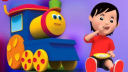 Bob el tren | Johny johny sí papa | Canción de niños | Bob The Train | Johny Johny | Preschool Songs