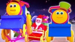 Cascabeles | Navidad Canciones para niños | Feliz Navidad | Bob The Train Song | Jingle Bells