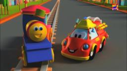 Bob The Train | Aventura de transporte |  Transport Adventure Songs for Kids