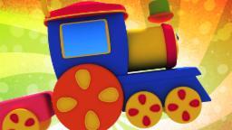 Bob el tren | bob ruedas en el tren | canciones para niños de la sacudida del tren