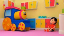 Bob o trem | Johny johny | Canção para crianças | Bob The Train | Kindergarten Rhyme | Baby Rhyme
