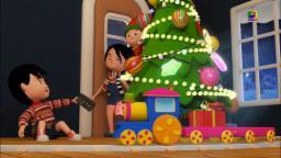 Sinos de jingle | bob de trem canção | papai noel Canção | Christmas Song For Kids |  Jingle Bells