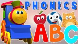 bob o trem| phonics | alfabetos | português