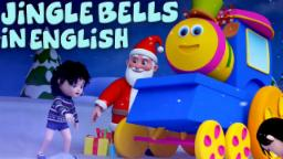 บ๊อบรถไฟ กริ๊งระฆัง | คริสมาสต์สัมผัส | สุขสันต์วันคริสต์มาส | Xmas Rhymes | Bob Train Jingle Bells
