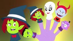 monstro dedo família | canção dedo família | Monster Finger Family | Scary Song | Scary Kids Rhyme