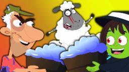 baa baa ovelha negra | rima coleção em português para crianças | Kids Rhymes Collection