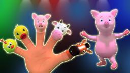 Finger Familie Reim für Kinder | Kinderzimmerreim Kompilation | Finger Family Rhyme
