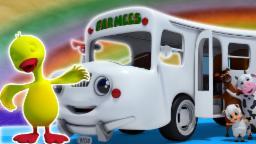 roues du bus | enfants rime compilation | bébé video | Wheels On The Bus | Kids Song | Baby Rhyme