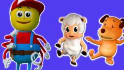 incy wincy spider | nursery rhyme | enfants chanson | 3d animation | enfants video