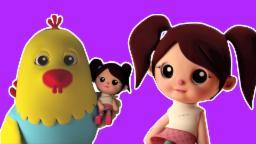Miss polly avait un dolly | comptine pour les enfants | chansons d'enfants | Miss Polly