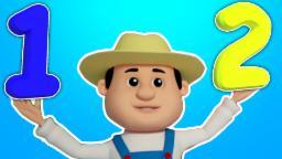 numeri di song | imparare i numeri | contando i numeri | rime per i bambini |Numbers Song