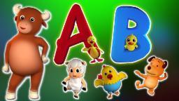 ABC песня | алфавит рифмы | рифмы для детей | детский сад рифмы