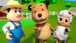 บิงโกสุนัข | เด็กบ๊อง | สำหรับเด็กเพลง | 3D Rhymes | Nursery Songs | Poems For Kids | Bingo The Dog