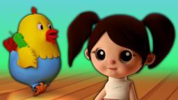 นางสาวพอลลี่มีดอลลี่ | 3D สเซอรี่ คล้องจอง | การ์ตูนFor Kids