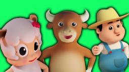 อ้วนแก้ม | 3D สเซอรี่ คล้องจอง | การ์ตูนFor Kids