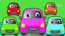 Carro dedo família | Canção para crianças | Finger Family Songs | Kids Rhymes | Cars Finger Family