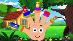 borboleta dedo Família | berçário rimas | Dedo canção | Rhymes For Kids | Butterfly Finger Family