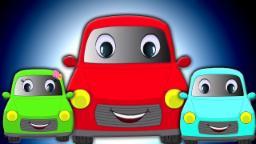 Carros Finger Família | rimas de berçário | Nursery Rhymes For Kids | Cars Finger Family