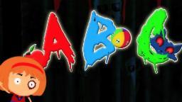 ABC Canção | Assustador de das rimas | compilação | Vídeo educacional