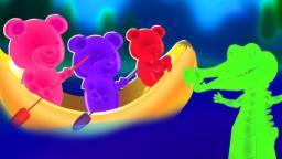 Rema Rema Rema tu bote | Canción de cuna | Canción para los niños | Nursery Rhyme |Row Row Your Boat