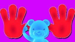 Cabeza Hombros Rodillas y Pies | cuerpo Partes Canción para niños | Colección | Head Shoulders