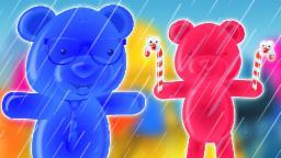 lluvia lluvia desaparezca | vivero rima populares | cabritos de vídeo|compilación| Rain Rain Go Away