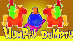 Humpty Dumpty sentado en el muro | video educativo | compilación | Humpty Dumpty Sat On The Wall
